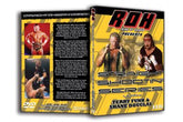 ROH - Straight Shootin with Terry Funk & Shane Douglas ( Pre-Owned DVD )
