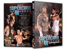 ROH - Supercard Of Honor 6 VI 2011 Event DVD ( Pre-Owned )