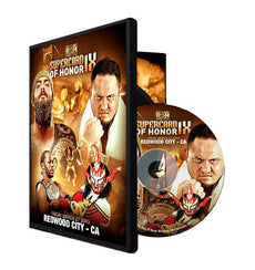 ROH - Supercard Of Honor 9 2015 Event DVD ( Pre-Owned )
