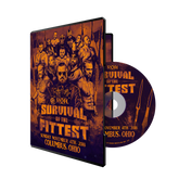 ROH - Survival Of The Fittest 2018 Event DVD