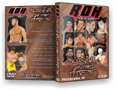 ROH - Survival Of The Fittest 2004 Event DVD (Pre-Owned)