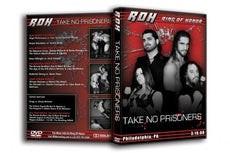 ROH - Take No Prisoners 2008 PPV Event DVD