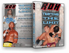 ROH - Testing The Limit 2004 Event DVD (Pre-Owned)