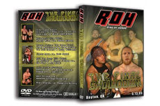 ROH - Final Showdown 2005 Event DVD (Pre-Owned)