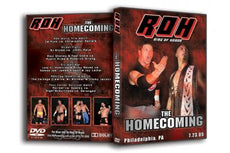 ROH - The Homecoming 2005 Event DVD (Pre-Owned)