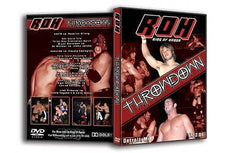 ROH - Throwdown 2006 Event DVD ( Pre-Owned )