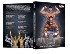ROH - Best of Wrestling's Greatest Tag Team: The Anthology DVD - Pre-Owned