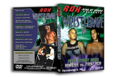 ROH -  Wrestlerave '03 2003 Event DVD (Pre-Owned)