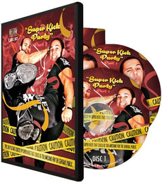 ROH - Young Bucks Superkick Party - Part 1 : 2 Disc DVD Set ( Pre-Owned )