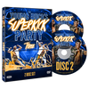 "ROH - Best Of The Young Bucks ""Superkick Party Part 3"" 2 Disc DVD Set"