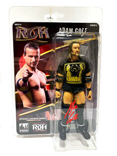 ROH - Adam Cole : ROH Series 2 Action Figure * Hand Signed *