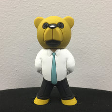 "ROH - Micro Brawlers : Burnard ""The Business Bear"" Figure"