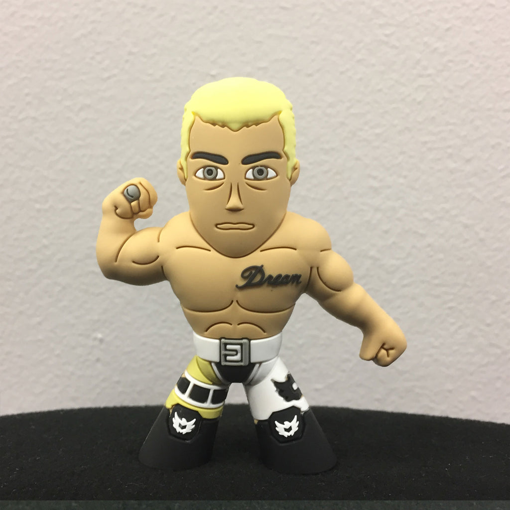 Cheeseburger Figure Ring Of Honor Micro Brawler Official ROH