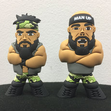 ROH - Micro Brawlers : The Briscoes Figures