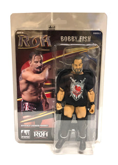 ROH - Bobby Fish : ROH Series 2 Action Figure