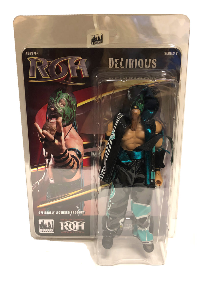 ROH - Delirious : ROH Series 2 Action Figure