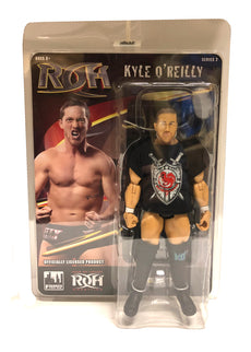 ROH - Kyle O'Reilly : ROH Series 2 Action Figure