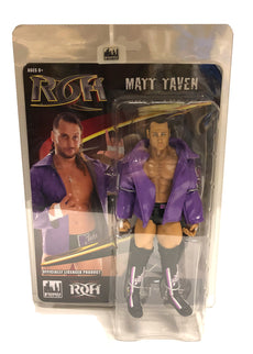 ROH - Matt Taven : ROH Series 3 Action Figure