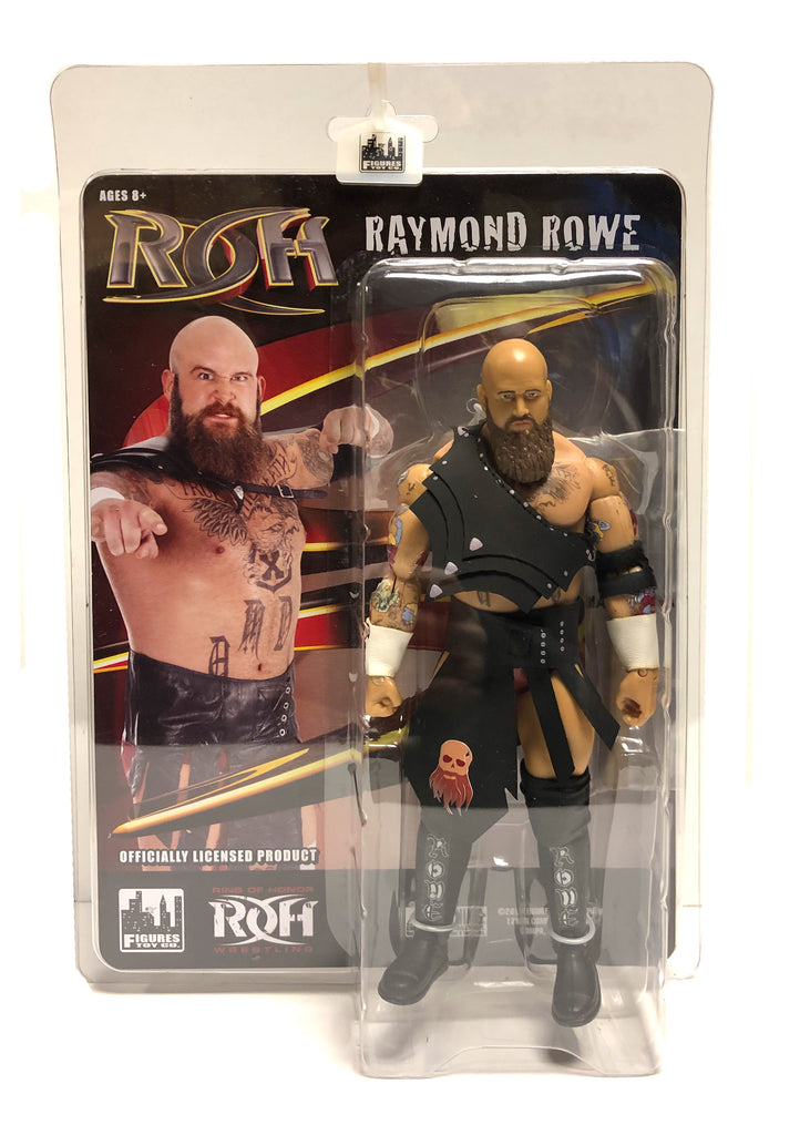 ROH - Raymon Rowe of War Machine : ROH Series 3 Action Figure