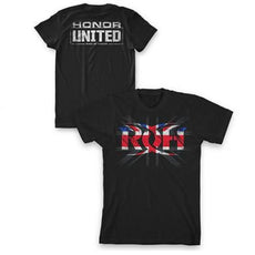 "ROH - Honor United ""UK Tour"" T-Shirt"