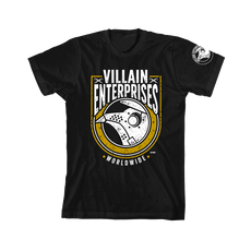 "ROH - Villain Enterprises ""Worldwide 2019"" T-Shirt"