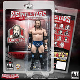 Rising Stars of Wrestling -  Chris Hero Action Figure ( Blue Gear Variant )