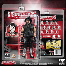 Rising Stars of Wrestling - AJ Styles Action Figure