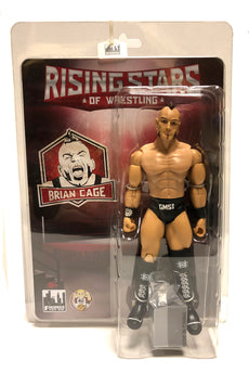 Rising Stars of Wrestling - Brian Cage Action Figure