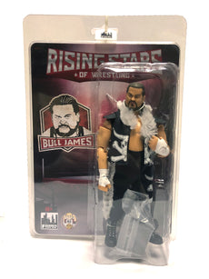 Rising Stars of Wrestling - Bull James Action Figure