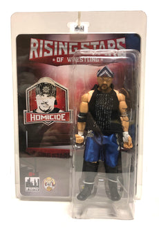 Rising Stars of Wrestling - Homicide Action Figure