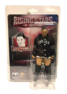 Rising Stars of Wrestling - Jeff Cobb Action Figure