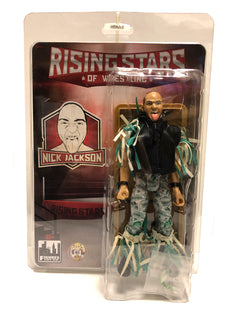 Rising Stars of Wrestling - Nick Jackson of the Young Bucks Action Figure