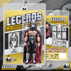 Legends of Professional Wrestling - The Demon Action Figure