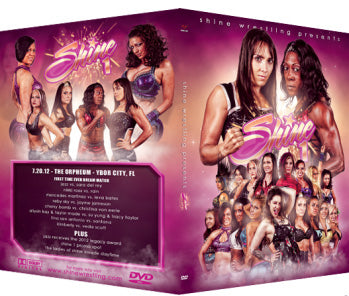 Shine Women Wrestling Volume 1 DVD
