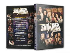 Shimmer - Woman Athletes - Volume 79 DVD