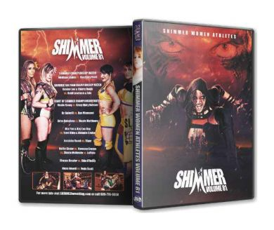 Shimmer - Woman Athletes - Volume 81 DVD