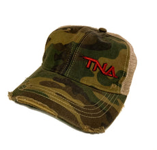 TNA - Camo Original Trucker Hat / Cap
