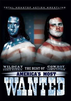 TNA - Best of Americas Most Wanted AMW DVD ( Pre-Owned )