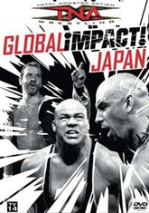 TNA - Global Impact : Japan 2008 Event DVD
