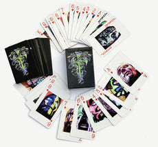 TNA - Jeff Hardy Playing Cards