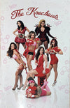 TNA - Knockouts A5 Brochure * Possibly Never Before Released *