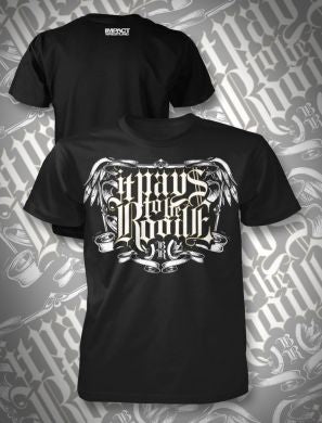 "TNA -Bobby Roode ""It Pays to Be Roode"" T-Shirt"
