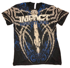 "TNA - Impact Logo ""Unreleased"" T-Shirt (Crew / Staff Shirt)"
