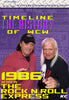 Timeline  - The History of WCW : 1986 As Told by Rock N Roll Express DVD