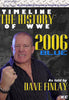 Timeline  - The History of WWE : 2006 Blue As Told by Dave Finlay DVD