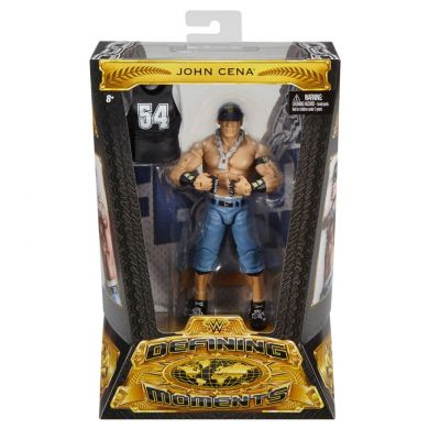 "WWE - Defining Moments John Cena ""Word-Life Throwback"" Figure (2016)"