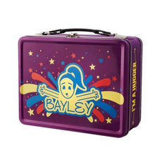 "WWE - Bayley ""I'm a Hugger"" Tin Lunch Box"