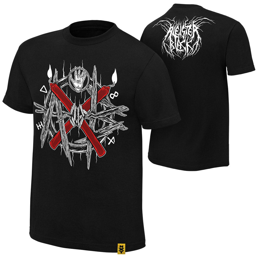 "WWE - Aleister Black ""AXB"" Authentic T-Shirt"