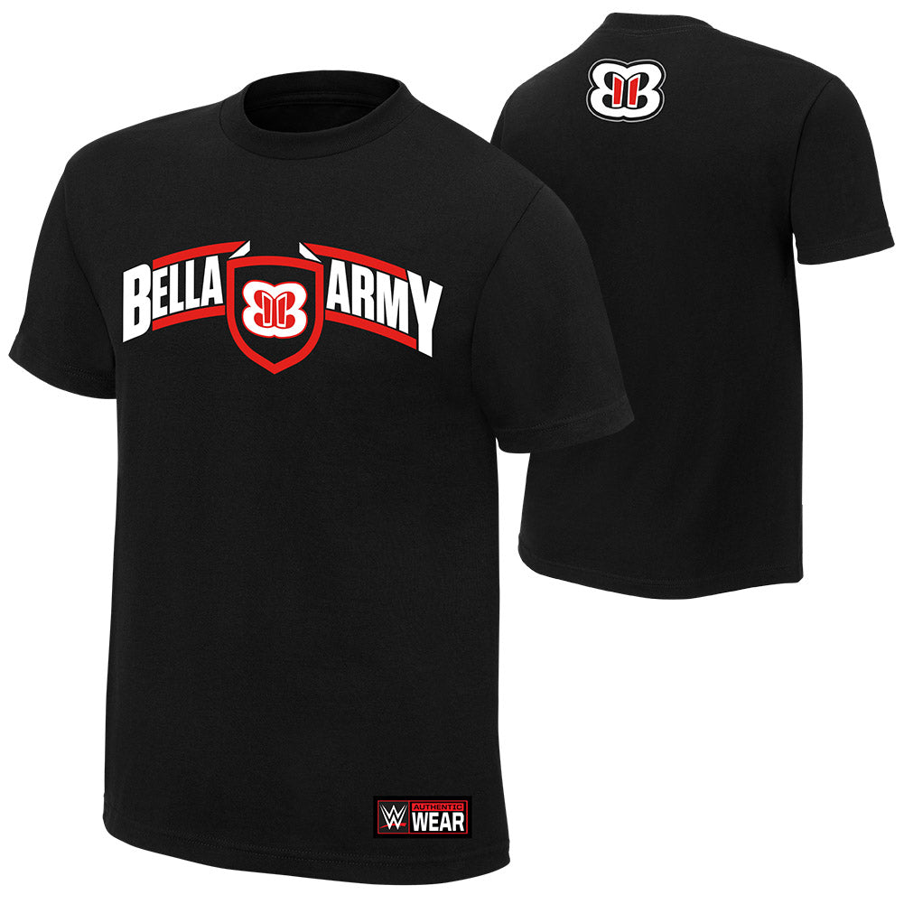 "WWE - Bella Twins ""Bella Army"" Authentic T-Shirt"