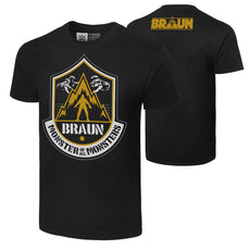 "WWE - Braun Strowman ""The Monster of All Monsters"" T-Shirt"